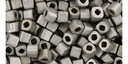 TC03 #566 металлик  матовое античное серебро