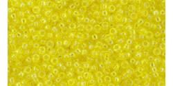 TR15 #175 прозрачный радужный лимон