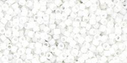TR15 #761 матовый непрозрачный белый