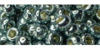 TR11 #PF565  гальванизированный металлик серебристо-серый PF