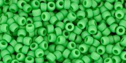 TR11 #47F непрозрачный матовый зеленая мята