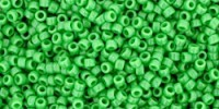 TR15 #47 непрозрачный зеленая мята