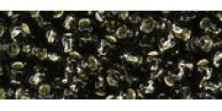 TR15 #29C тёмный чёрный бриллиант серебряная внутренняя линия