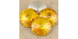 Swarowsky Rivoli Crystal 292 Sunflower 14mm