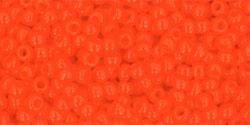 TR11 #50 непрозрачный оранжевый закат