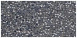TR15 #PF2115 молочный чёрный бриллиант серебряная внутренняя линия (PF)