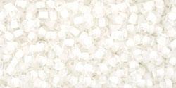 TR11 #981 хрусталь внутренний цвет снежный