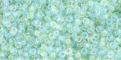 TR11 #1812 прозрачный радужный морская пена