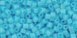 TC01 #43: непрозрачный голубой бирюзовый