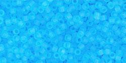 TR15 #3F прозрачно-матовый аквамарин