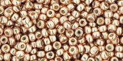 TR11 #PF551 стойкая отделка гальванизированный розовое золото