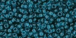 TR11 #7BD прозрачный синий капри
