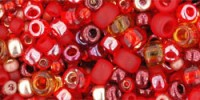 TX01-3208: Микс Momiji красный