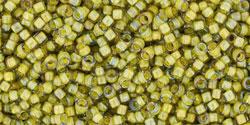 TR15 #246 глянцевый черный бриллиант внутрений цвет непрозрачный желтый