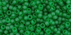 TR11 #7BF прозрачный матовый зеленая трава