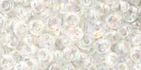 TM03 #161 прозрачный радужный хрусталь (Артикул снят с производства!)