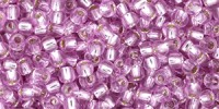 TR11 #2212 светло-лиловый серебряная внутренняя линия