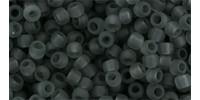 TR15 #9BF прозрачный матовый серый