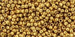 TR11 #PF591 стойкая отделка гальванизированный старое золото