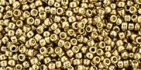 TR11 #PF592 стойкая отделка гальванизированный золотое руно