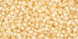 TR15 #352 хрусталь внутренний цвет бледно-жёлтый  (Артикул снят с производства!)