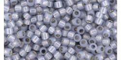TTR11 #2122 (Takumi) молочный александрит серебряная внутренняя линия