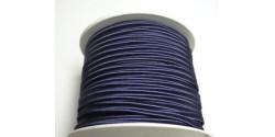 Сутаж 4026  тёмно-синий ширина 4мм