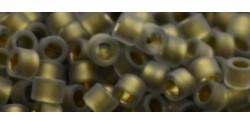 TR11 #271FM матовый чёрный бриллиант золотая внутренняя линия