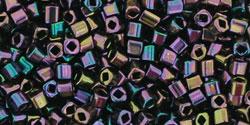 TC01 #85: металлик фиолетовый ирис