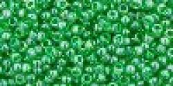TR11 #108 прозрачный глянцевый перидот