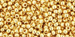 TR11 #712 металлизированный золотой 24К
