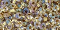 TM03 #262 хрусталь золотая внутренняя линия