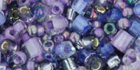TX01-3207 Микс Kawaii фиолетовых оттенков