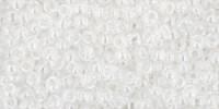 TR11 #101 прозрачный глянцевый хрусталь
