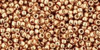 TR15 #PF551 стойкая отделка гальванизированный розовое золото
