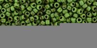 TR11 #Y321F гибрид непрозрачный матовый зелёная мята Пикассо