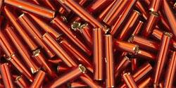 TB-03 #25С: рубин серебряная внутренняя линия