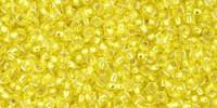 TR15 #32 лимон серебряная внутренняя линия