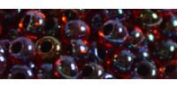 TR08 #400 радужный рубин внутренний цвет чёрный