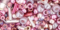 TX01-3215: Микс Hime розовых оттенков