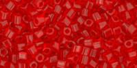 TC01 #5B: прозрачный сиамский рубин