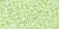 TR11 #173 окрашенный радужный лимонный туман