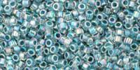 TT01 #773 радужный кристалл внутренний цвет синий монтана