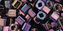 TC04 #85 металлик фиолетовый ирис