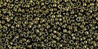 TR15 #422 золотое сияние тёмно-шоколадная бронза