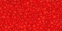 TR15 #5BF: прозрачный матовый сиамский рубин