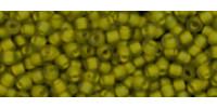 TR15 #246FM матовый черный бриллиант внутрений цвет непрозрачный желтый