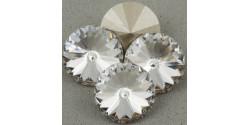 Swarowsky Rivoli Crystal 001 12mm